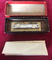 "Vintage ""Jiffy""  1/4"" Film Tape Splicer By Rason Mfg. Bkln, NY in Original Box"