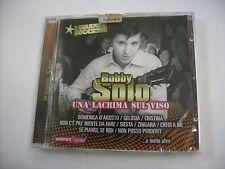 BOBBY SOLO - I GRANDI SUCCESSI - CD SIGILLATO 2014 - 15 TRACKS