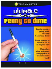 Trickmaster Ultimate Penny to Dime Coin Trick