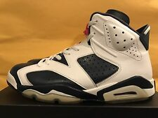 "JORDAN 6 RETRO ""OLYMPIC 2012"" NIKE AIR sz 11"