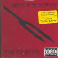 QUEENS OF THE STONE AGE - SONGS FOR THE DEAF [PA] NEW CD