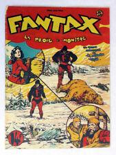 FANTAX n°28 Pierre Mouchot 1948 CHOTT TBE