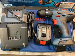 Bosch 18V Hammer Drill Driver Kit HDS181A  18V/4A Battery, Charger, Bag