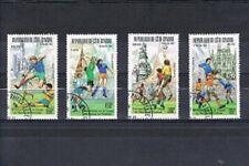 Serie voetbal / football (21) WK 1990 - Ivoorkust