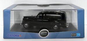 Oxford Diecast 1/43 Scale Metal Model APH001 - Austin Princess Hearse - Black