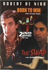 The Swap/Born To Win (DVD, 2004) Double Feature