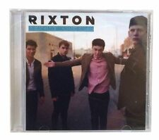 Rixton Me And My Broken Heart EP EP CD Compact Disc New Sealed