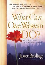 What Can One Woman Do?: The Historic New York City Women's Prayer Summits