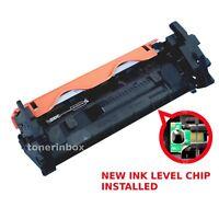 1pk Toner Cartridge  For HP CF217A 17A LaserJet M130a M130fn M130fw M130nw +Chip