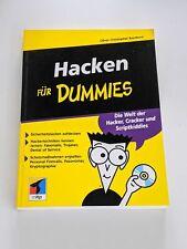Hacken für Dummies - O.C. Rochford   Buch < Zustand sehr gut > + CD-ROM