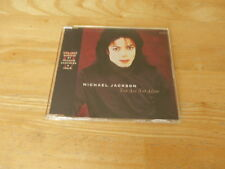 Michael Jackson – You Are Not Alone  - CD Single