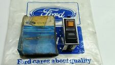 MK1 ESCORT TWIN CAM MEXICICO RS1600 BDA GENUINE FORD NOS HEATED REAR SCREEN SW