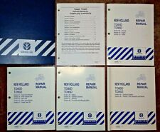 New Holland TD80D TD90D Tractor Service Repair Manual COMPLETE NH ORIGINAL! 4/07