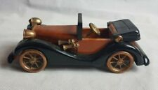 Vintage Collectable Wooden Car