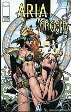Aria Angela #1 B (Feb 2000, Image) NEAR MINT