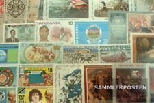 300 diff. fresh post Stamps all World-Collection all Wo