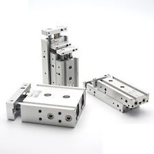 SMC CXSM10-20 Air Cylinder Pneumatic Dual Rod Cylinder Double Acting New✦Kd