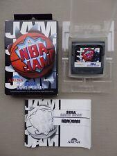 NBA JAM - Sega Game Gear - PAL - Complet BE - GC