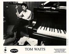 "Tom Waits 10"" x 8"" Photograph no 1"