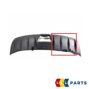 NEW GENUINE SEAT IBIZA CUPRA 09-16 REAR BUMPER DIFFUSER SPOILER CAP 6JL807441