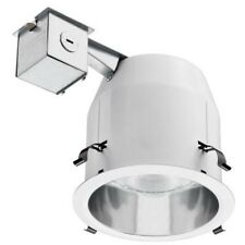 Lithonia Lighting 5 in. PAR30 Anodized Smooth Recessed Downlighting Kit 491293