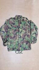 Original British Army Issue 68 Pattern Vintage DPM Camo Woodland Jacket