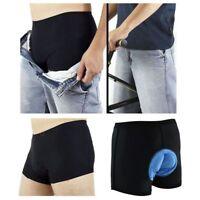 Ropa interior pantalones cortos 3D Gel Padded pantalones Bicicleta Ciclismo