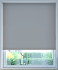Darkening Window Roller Blinds Made To Measure Blind EasyFit Up to 240cm x 240cm