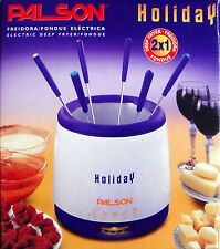 Palson Holiday Deep Fryer and Fondue