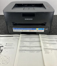 Samsung ML-2525W Workgroup Laser Printer 3864 Print Count 95% Toner Left