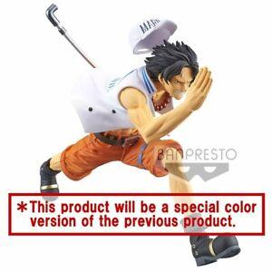 NEW! Banpresto One Piece Magazine A Piece of Dream Portgas D. Ace Special Colour