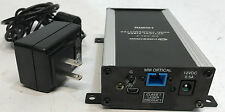 Crestron Hd-Tx1-F 6503435 Hdmi Over Fiber Transmitter With Power Supply