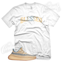 New BW BLESSED Sneaker T Shirt for Yeezy 350 V2 Linen