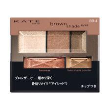 [KANEBO KATE] Brown Shade Eyes N BR-4 BRONZE BROWN Eyeshadow Palette JAPAN NEW