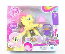 My Little Pony Explore Equestria Cheerilee Teaching School G4 Poseable Brush AC