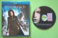 BLU-RAY Film Ita Fantascienza UNDERWORLD Il Risveglio ex nolo no dvd cd lp (D1)