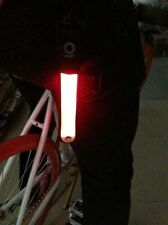 New LED High Visibility Reflective Light Safety Arm Strap Bicycle Bike Band UK