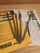 DeWalt DT7207 Pack of 5 PR2 PH2 Drywall Screwdriver Bits 153mm DCF6201 DCF620
