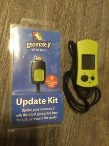 Geomate.Jr And New Update Kit Geocache Geocaching