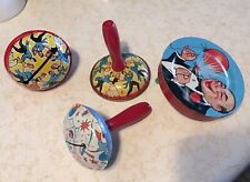 Vintage Party Noisemakers - Lot Of 4