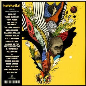 Keleketla! - Keleketla! (Vinyl 2LP - 2020 - UK - Original)