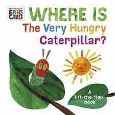 Where is the Very Hungry Caterpillar?-ExLibrary