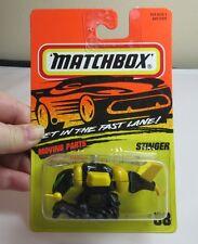 1995 Matchbox car. Stinger . Action System