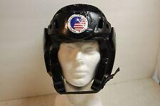 Protective Head Gear Macho Martial Arts Taekwondo Good Condition