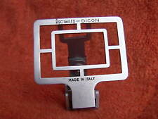 GENUINE RECTAFLEX DICON 28mm 50mm VIEWFINDER VERY RARE MADE IN ITALY