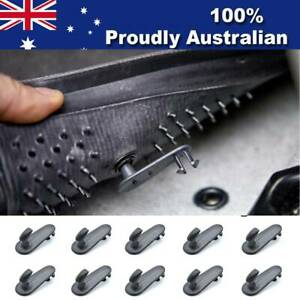 FOR TOYOTA FLOOR MAT CLIPS REPLACEMENT CARPET CARGO LINER MATS ACCESSORY HOOKS
