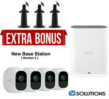 Arlo Pro 2 Smart Security System with 4 Cameras VMS4430P