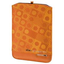 aha: Sleeve Lenni für Tablet-PCs bis 17,8cm 7 Zoll Orange Tablettasche