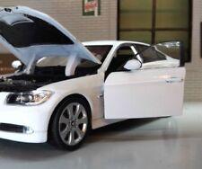 Coches, camiones y furgonetas de automodelismo y aeromodelismo WELLY Serie 3 BMW
