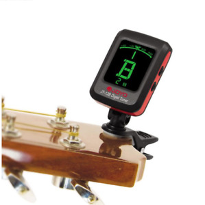 JOYO Clip-On Guitar Tuner For Acoustic, Classical, Bass or Electric Guitar